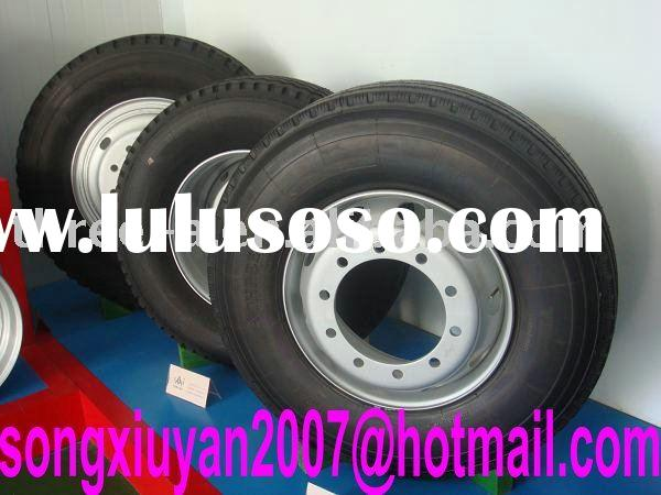 Truck Tyre and Wheels