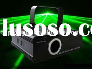 disco lighting green 100mW, stage lighting, green laser light, laser show