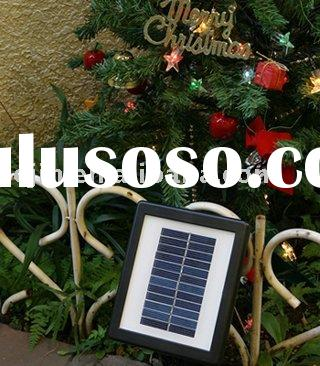 led solar string light/ solar powered outdoor string light/ solar powered led string light