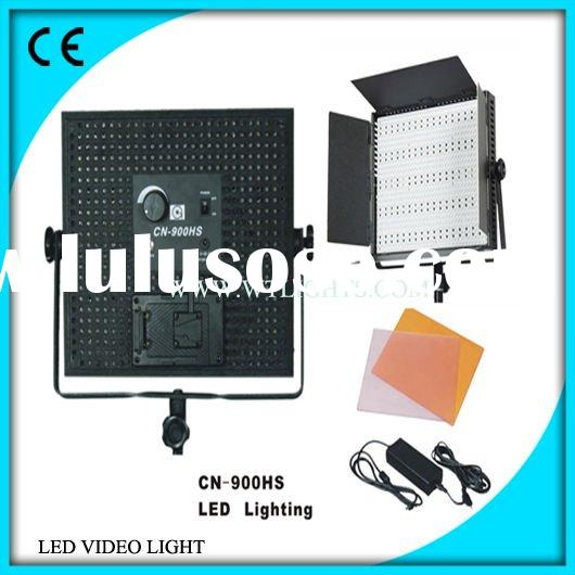 led video light studio light