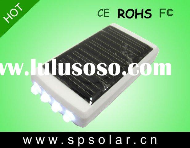 mini solar charger kit
