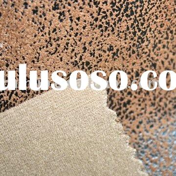 poly  microsuede fabric