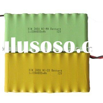 rechargeable battery pack for solar light