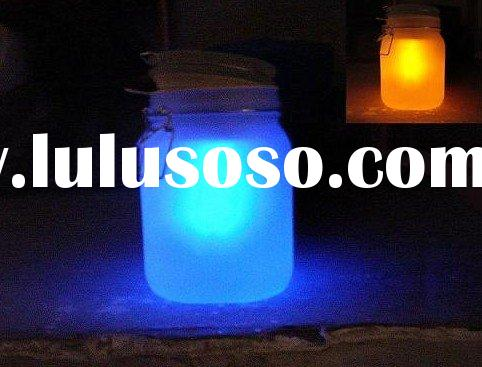 solar powered light with CE