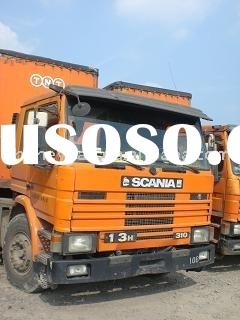 used scania 113H truck for sell(used scania truck)