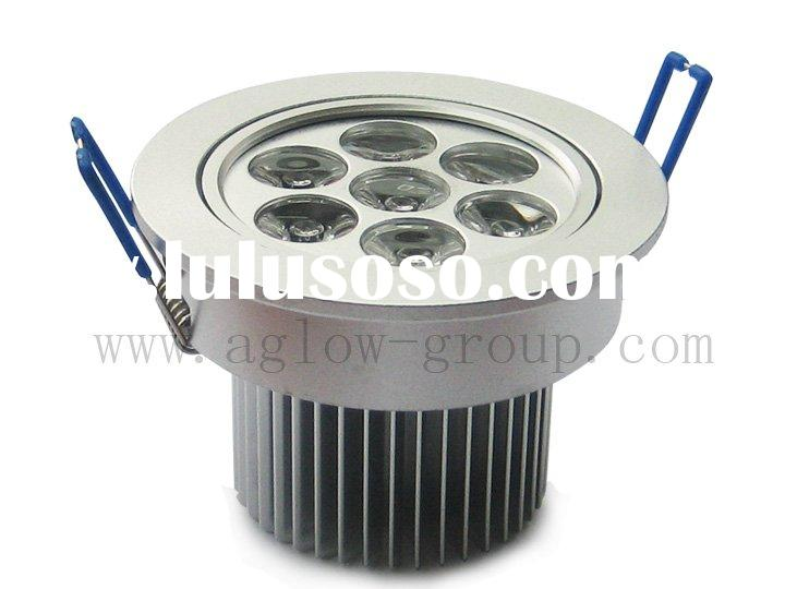 white led ceiling light