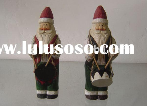 wood carving/wooden crafts/hand carved wooden uncle sam