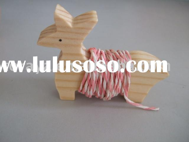 wood spool(wood craft,wood toy)