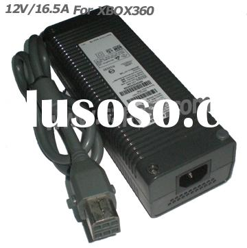 12V/ 16.5A 198W AC Adapter for XBOX 360