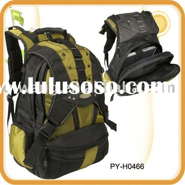 17 inch waterproof nylon laptop computer backpack