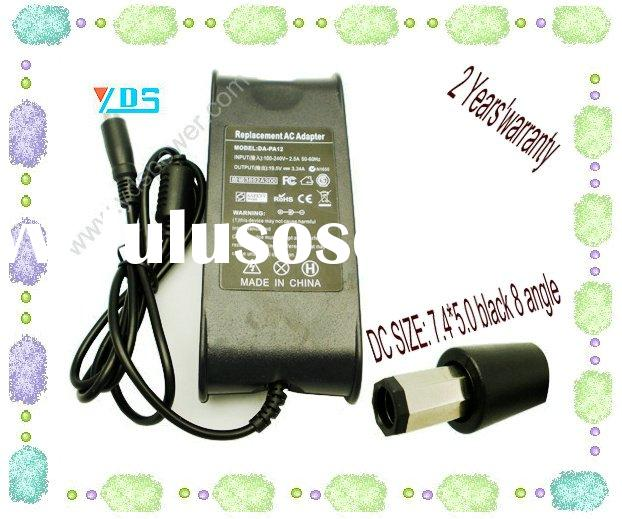 19.5V 3.34A Power Adapter for Dell XPS M140