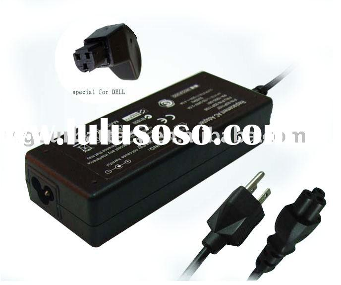 20v 4.5a 3 pin laptop adapter for Dell notebook