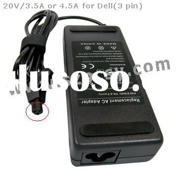 20v 4.5v 90w laptop battery charger, AC adapter for Dell Inspiron PA9 PA-9