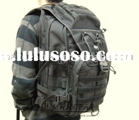 99%Nylon Multifunction waterproof Military 12-19inch laptop backpack use for alienware M17x