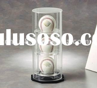 Acrylic baseball display box
