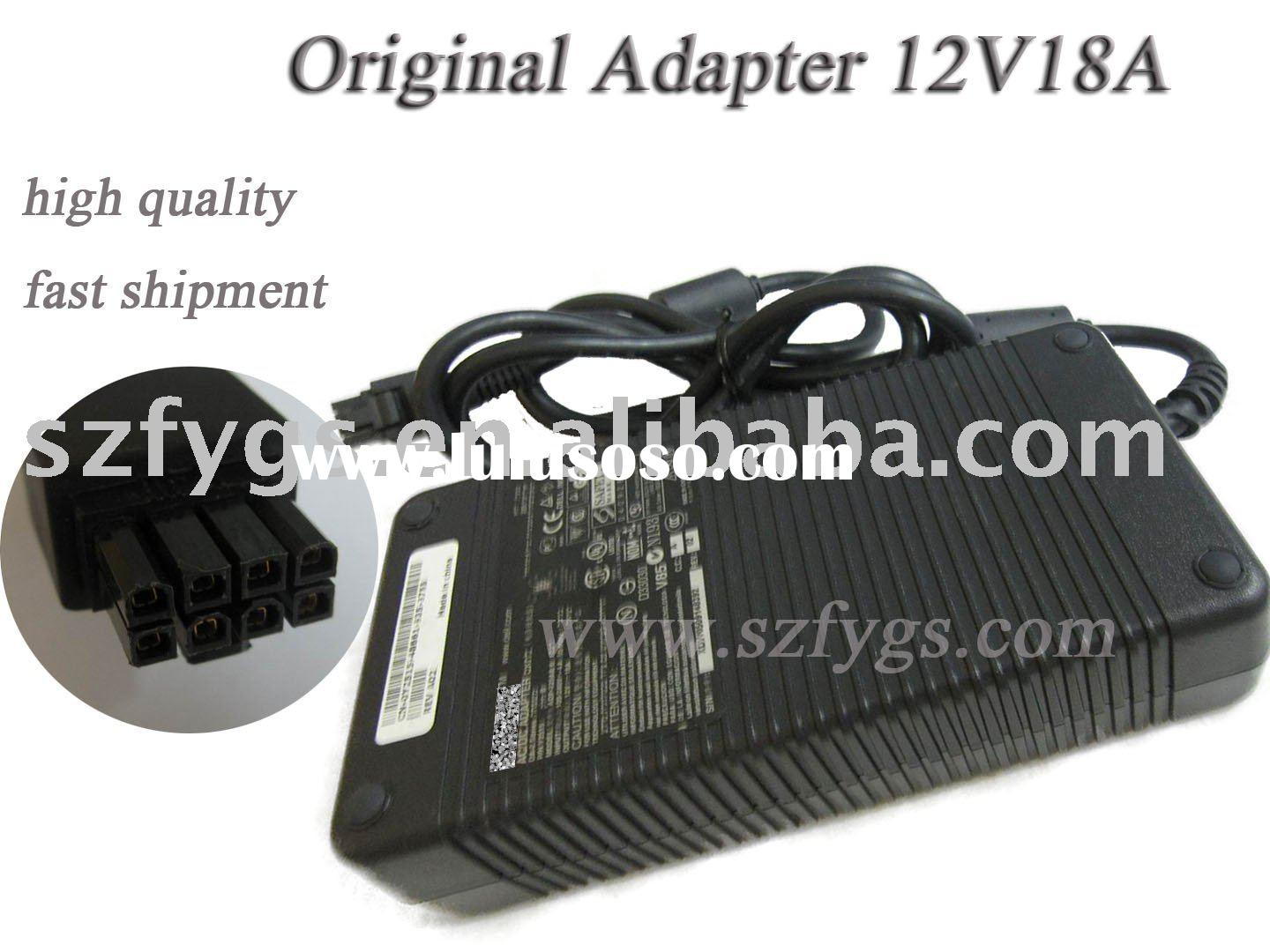 Adapter for Dell DA-2 12V 18A