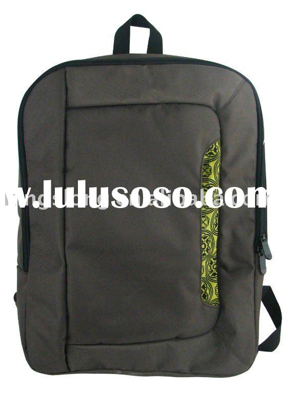Brand nylon laptop backpack