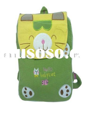 Cartoon Style laptop backpack