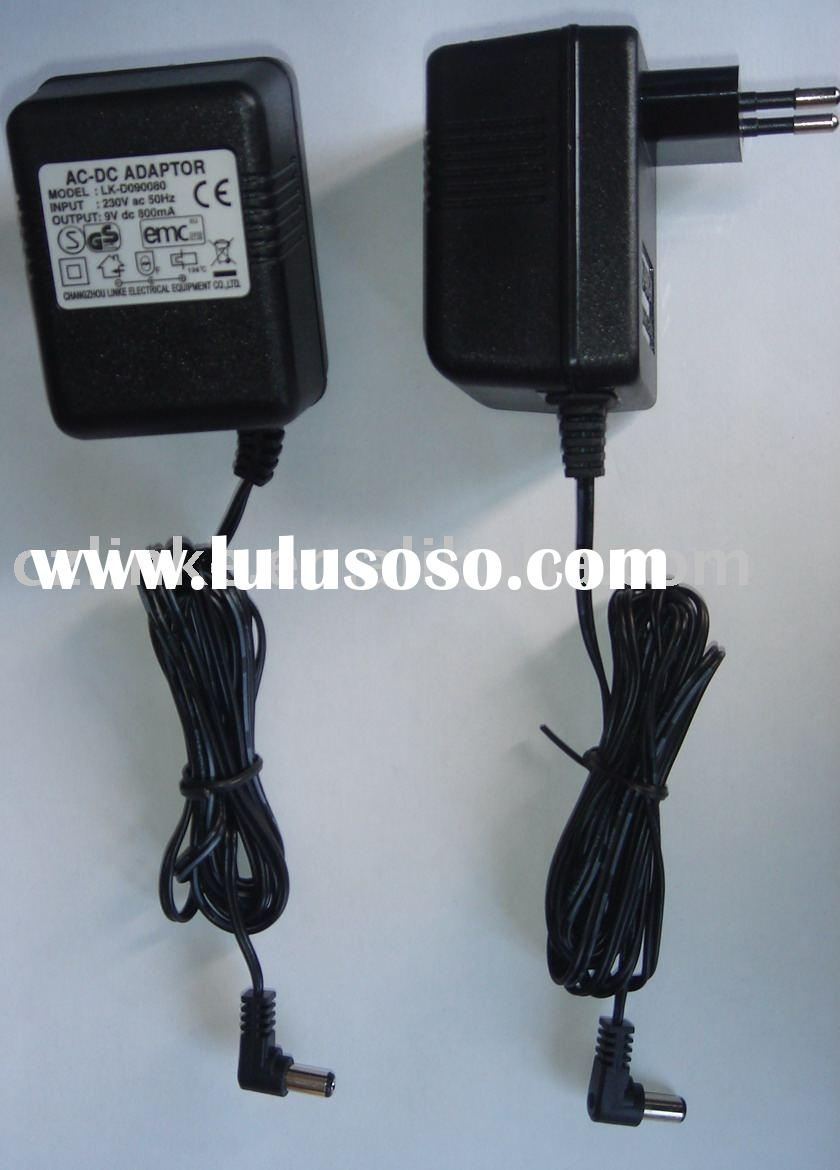 GS AC/DC  linear adaptor for indoor use only