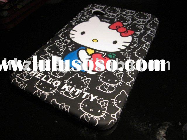 Hello Kitty Style Silicone cover for Samsung Galaxy Tab P1000