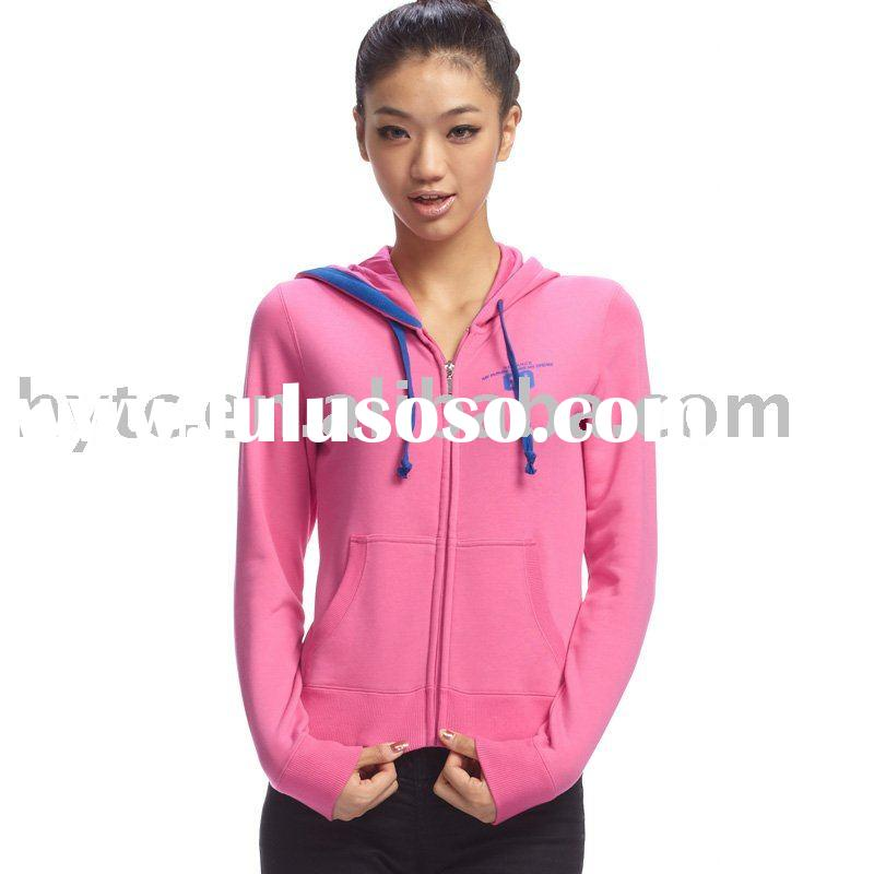 Ladies Fashionable Hoodies & Sweatshirts