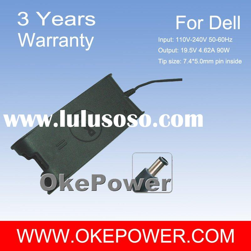 Laptop AC Adapter For Dell 19.5V 3.34A