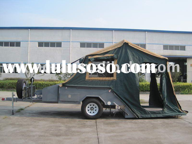 Off-Road Folding Camper trailer (LM-A)