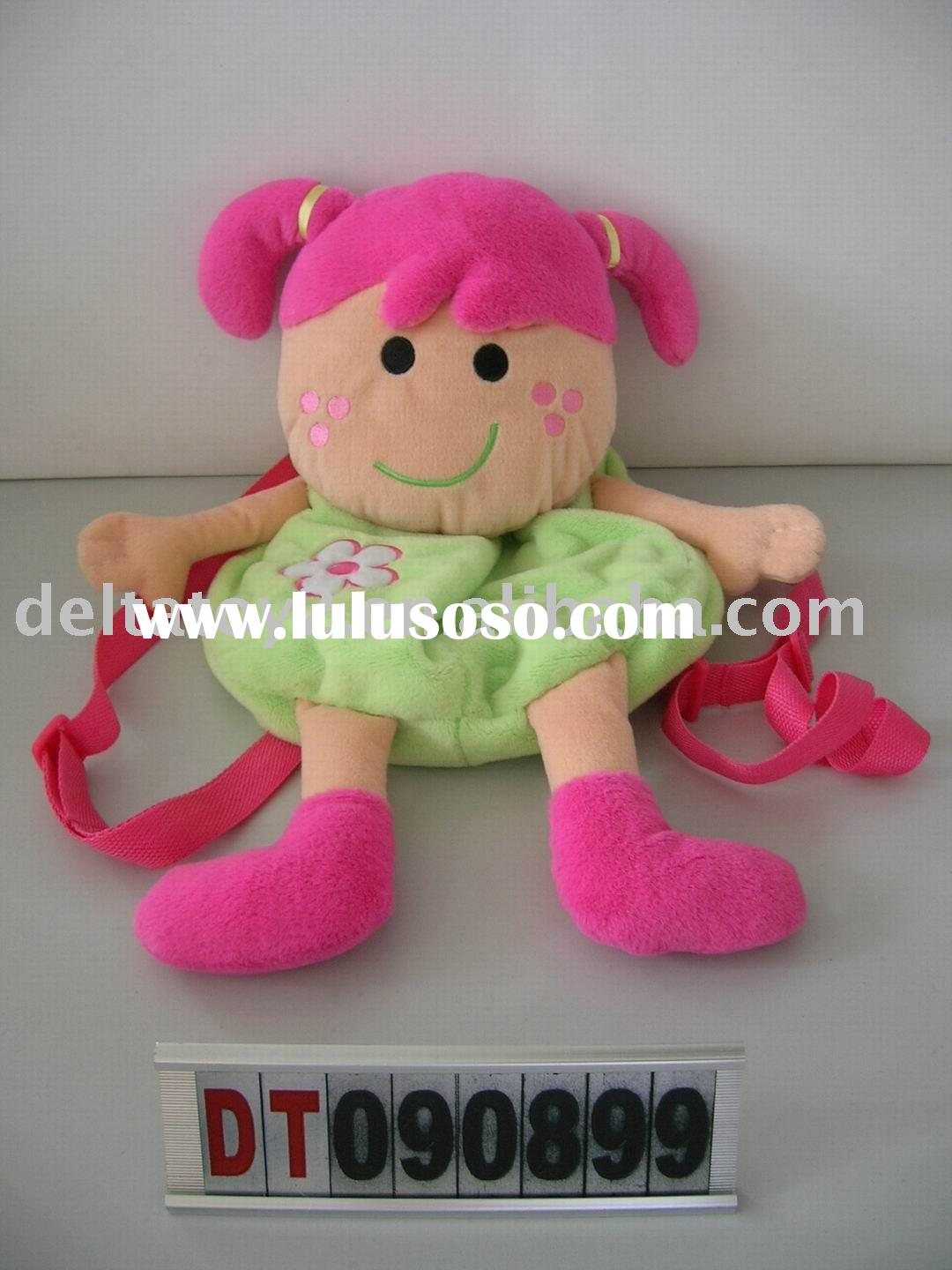 Plush toys,backpack,bag