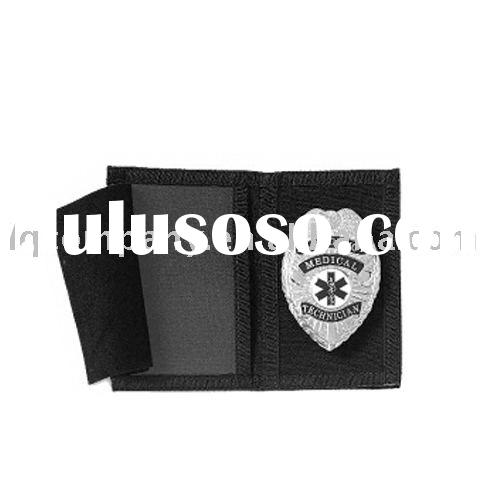 Police Badge Wallet(wallet,card holder,badge wallet)