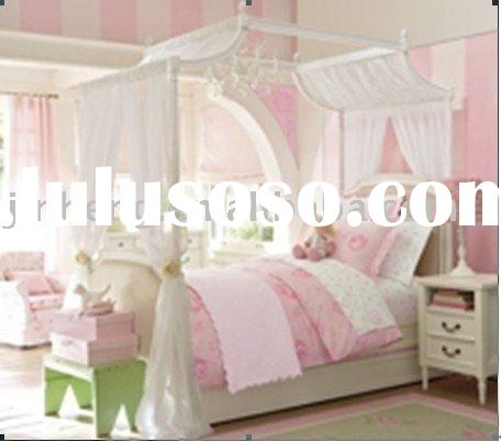 Pottery Barn Kids bed canopy