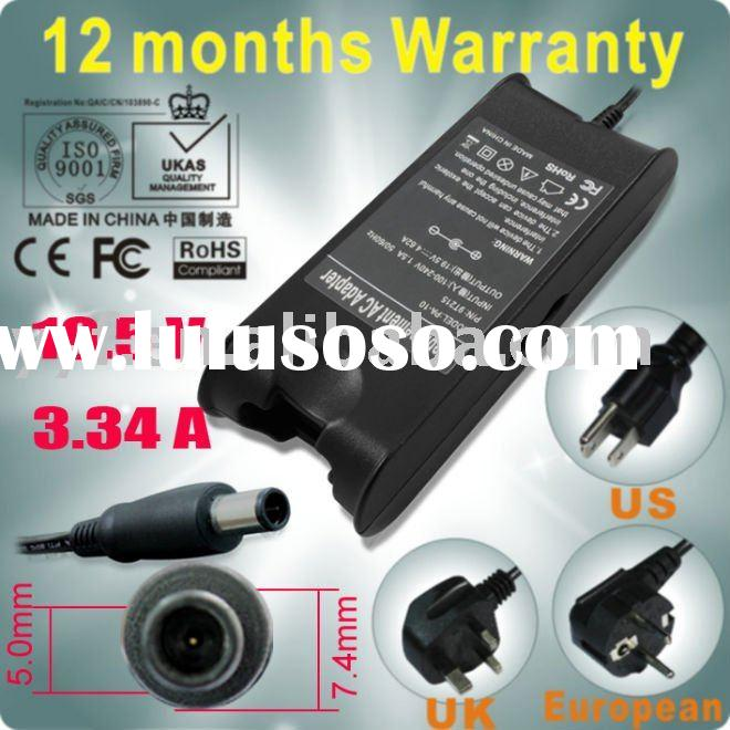 Replacement ac/dc adapter  for Dell  PA-12 laptop