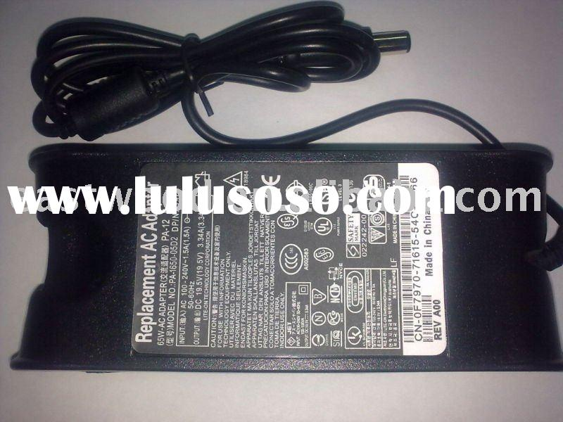 Replacement laptop/power ac adapter/Ac adapter for Dell 19.5V 3.34A(PA-12)