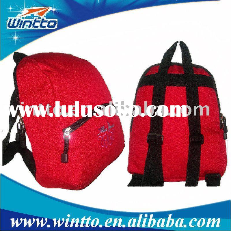 School kids backpack