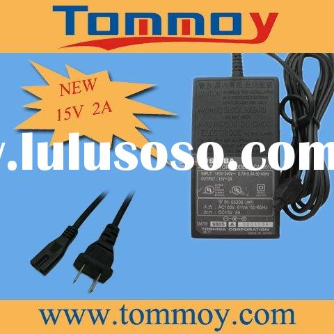 TOSHIBA laptop AC adapter