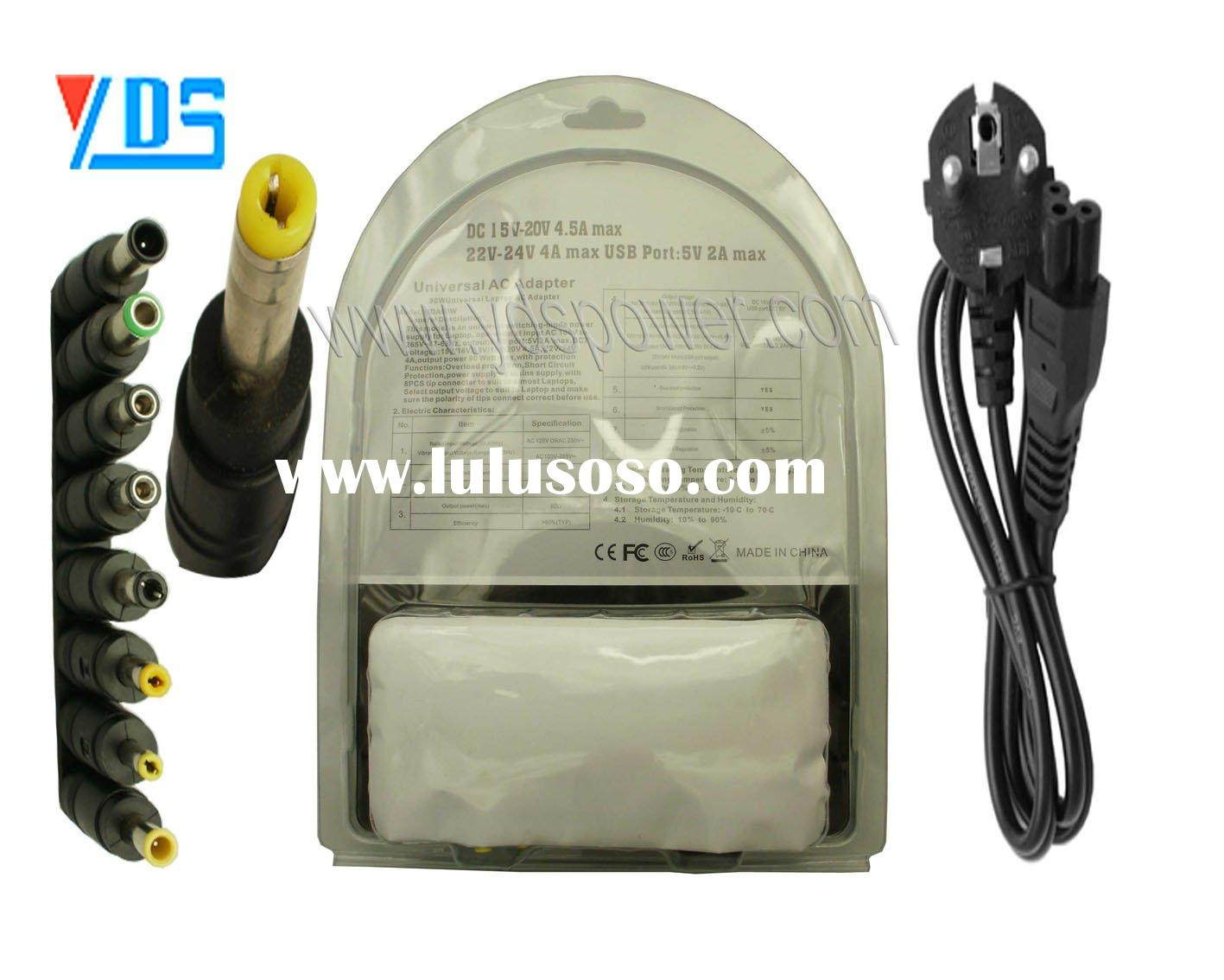 Universal DC adapter 90W