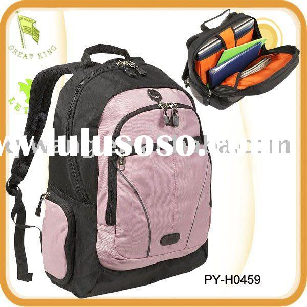 fashion nylon laptop backpack