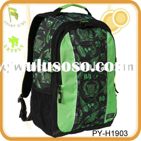 fashion nylon sports backpack