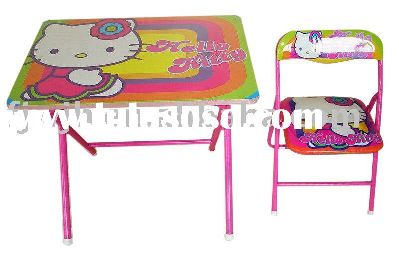 kids furniture table chair set