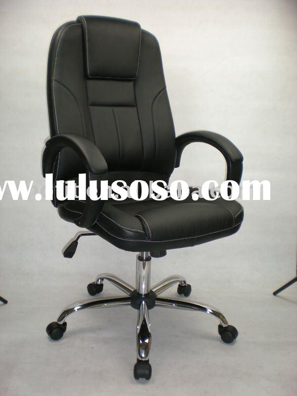leather chair office chair