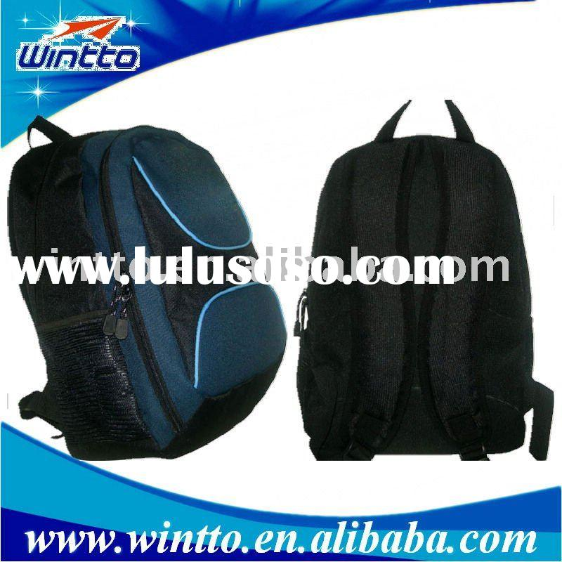 quilted laptop backpack