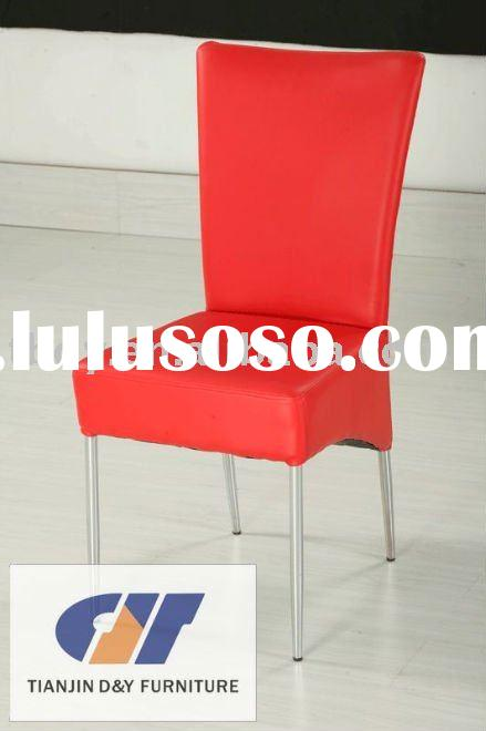 red leather dining chairs&banquet chair