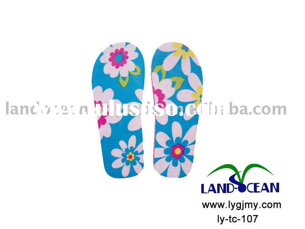 strapless slippers