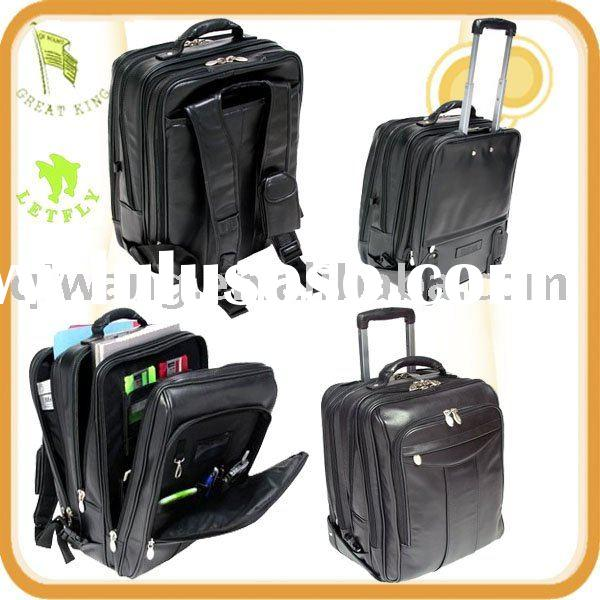 trolley/wheeled laptop backpack