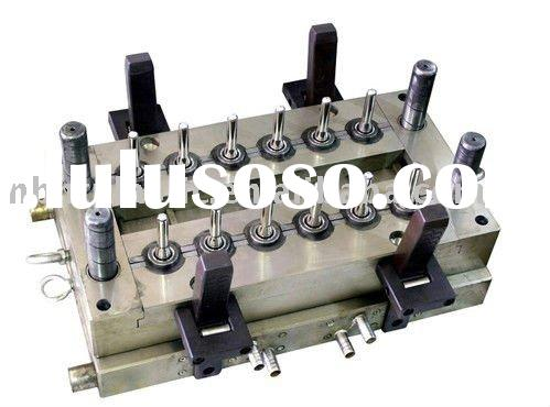 12-cavities pet preform injection mould