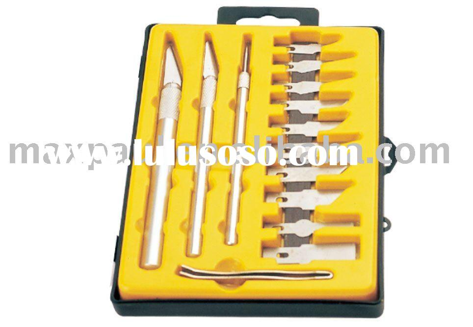 17pc Hobby Knife Set