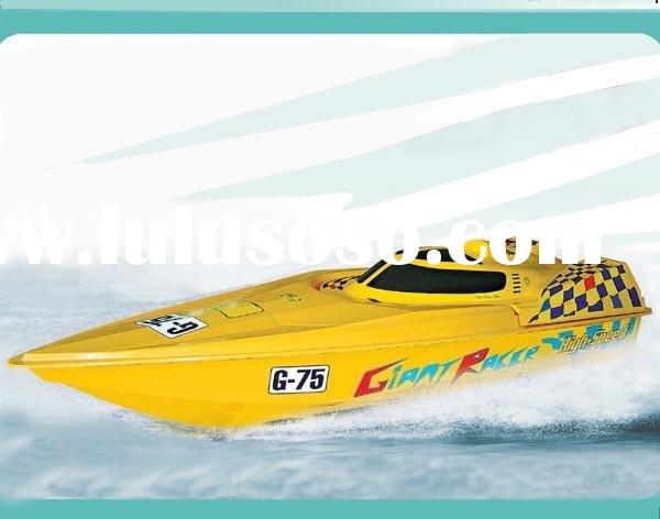 1:12 2 CH Gian tracer radio control boat, rc speed boat REB396030