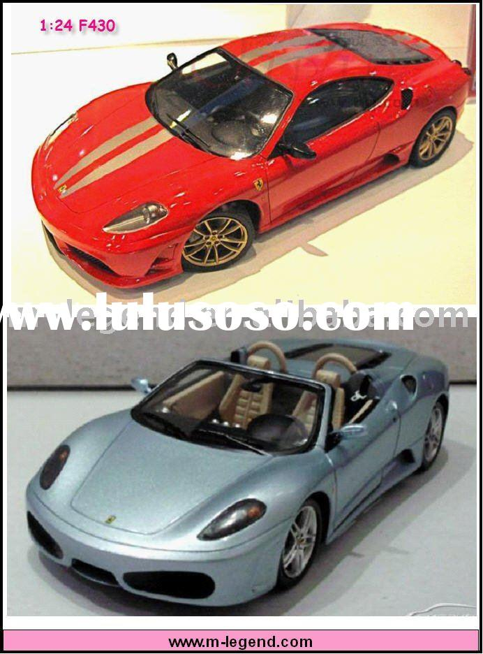 1/24 scale static model car F430