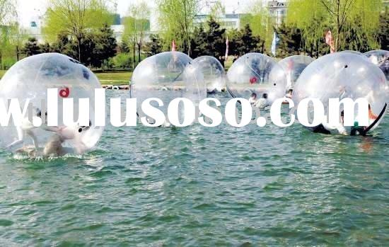 2011 Best environment-protected TPU  Water Walking Ball