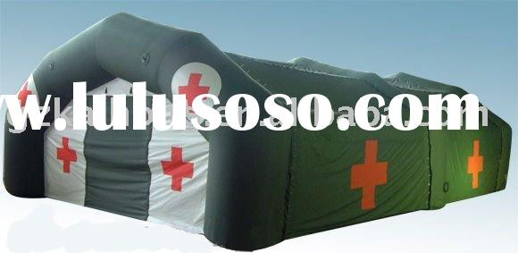 2011 inflatable medical tent