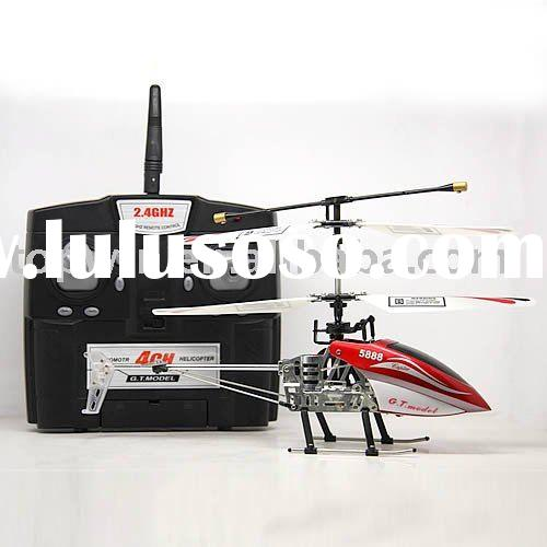 2.4G hobby helicopter